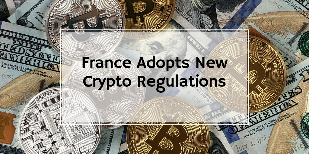 France's cryptocurrency regulation